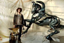 """Mechanical Horse"" de Adrian Landon (VÍDEO)"