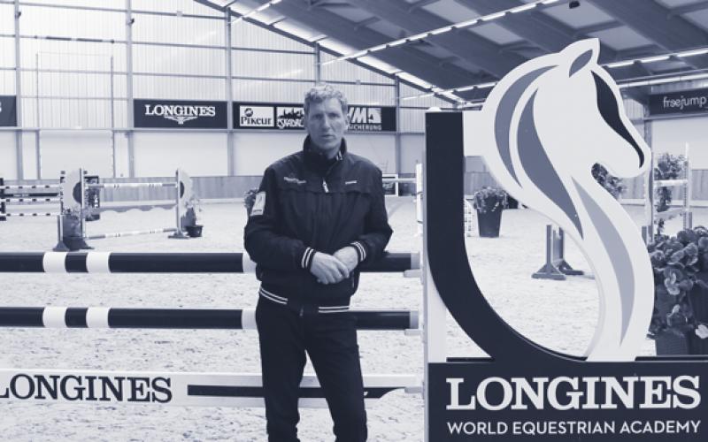 4-times-Olympic-winner Ludger Beerbaum starts tutorials (VIDEO)