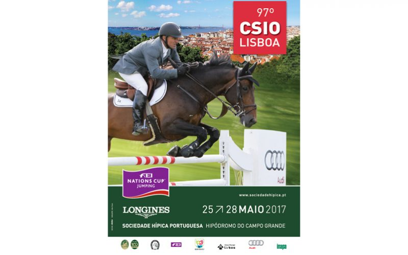 97º Concurso de Saltos Internacional de Lisboa