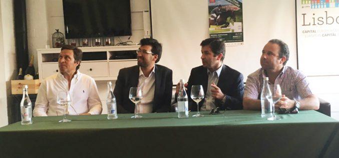 Apresentação do Concurso de Saltos Internacional Oficial de Lisboa