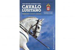 Cascais recebe XXIX Festival Internacional Cavalo Puro-Sangue Lusitano