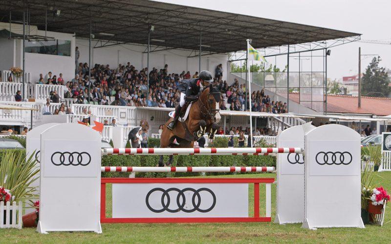 CSIO3* Lisboa: Francês Harold Boisset conquista o Grande Prémio Audi; António Matos Almeida eleito o melhor cavaleiro português