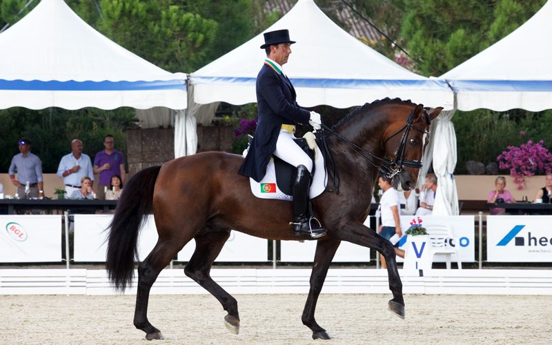 CDI5* Munique: Daniel Pinto salva a honra do convento