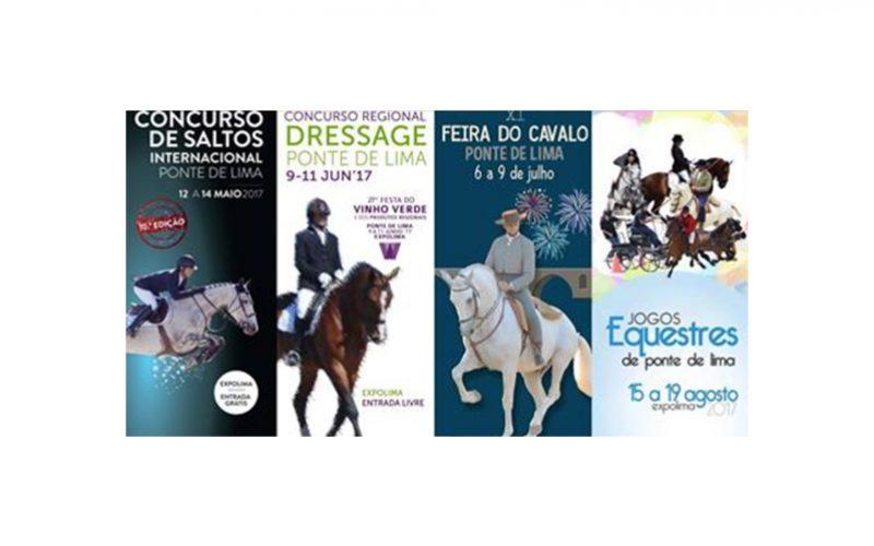 Ponte de Lima: Desporto equestre dá retorno financeiro de 40 ME em 12 anos