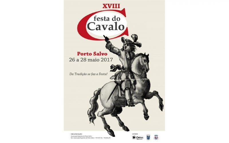 XVIII Festa do Cavalo de Porto Salvo