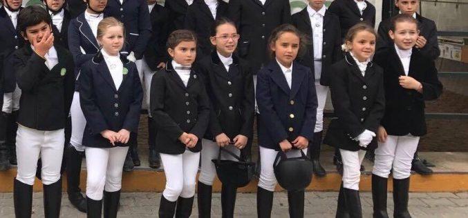 Troféu Dressage Póneis: Resultados 2ª Jornada – Barcarena