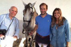 João Ribeiro Telles recebeu em sua casa Steve McCurry