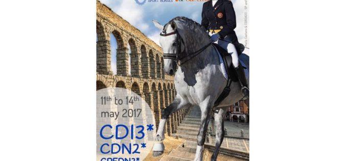CDI3* Segóvia: 12 portugueses inscritos