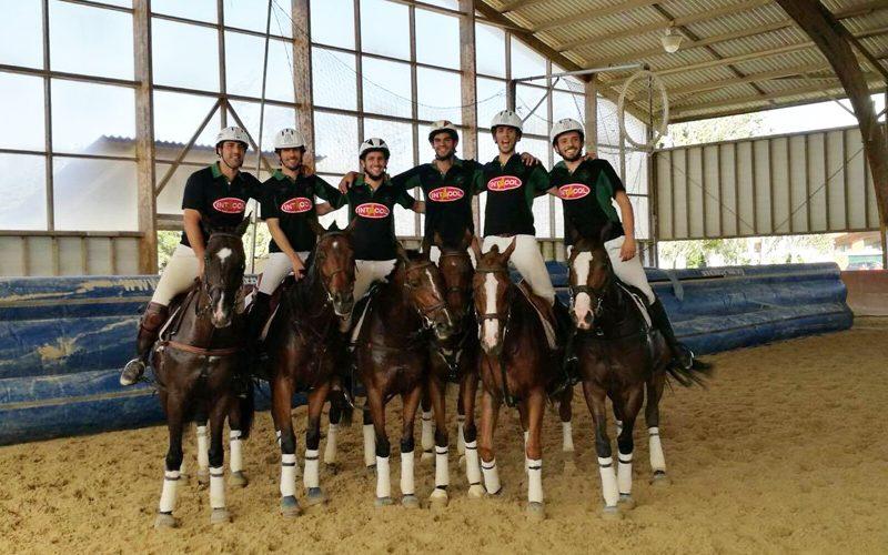 Horseball Quinta da Figueira revalida título de Campeã Nacional 2017