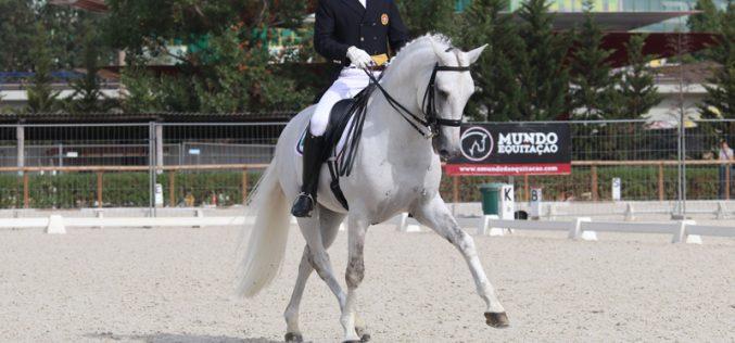 3 Jovens Cavaleiros Portugueses entre os 50 melhores do Ranking Mundial de Dressage