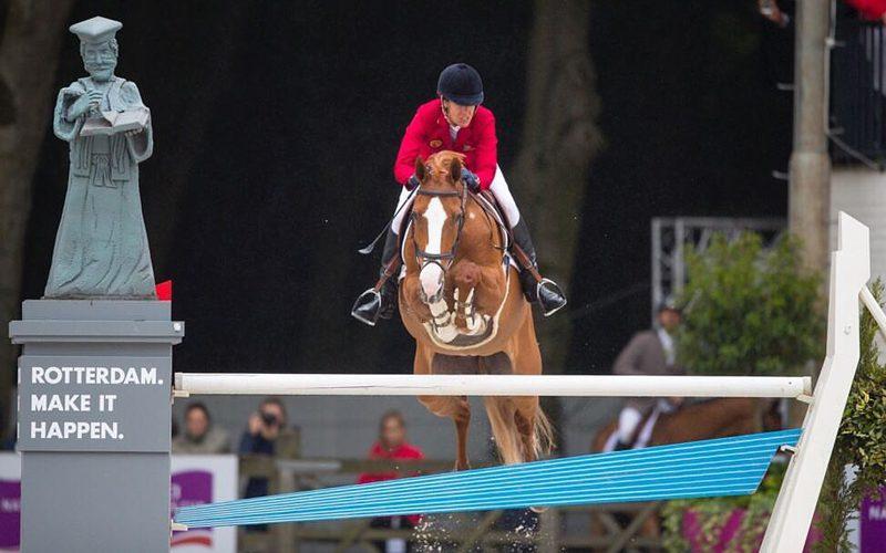 CHIO Roterdão: Luciana Diniz conquista 4º lugar no Grande Prémio (VÍDEO)