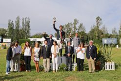Rodrigo Sampaio Peixoto sagra-se Campeão de Portugal de saltos de obstáculos 2017