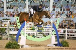 McLain Ward Wins $225,000 Sapphire Grand Prix of Devon CSI4*