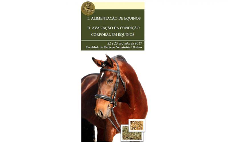 Alimentação e Avaliação da Condição Corporal em Equinos – Acção de Formação