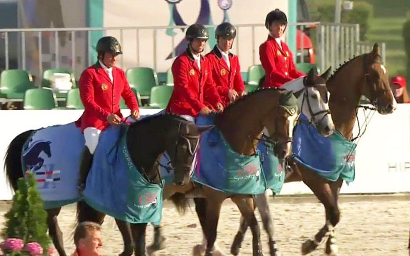CSIO5* Sopot: Portugal em 3º lugar na Taça das Nações na Polónia