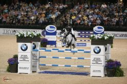 Kristen Vanderveen and Bull Run's Faustino De Tili Shine in BMW Centers' Grand Prix CSI 3*