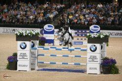Kristen Vanderveen and Bull Run's Faustino De Tili Shine in BMW Centers' Grand Prix CSI 3*