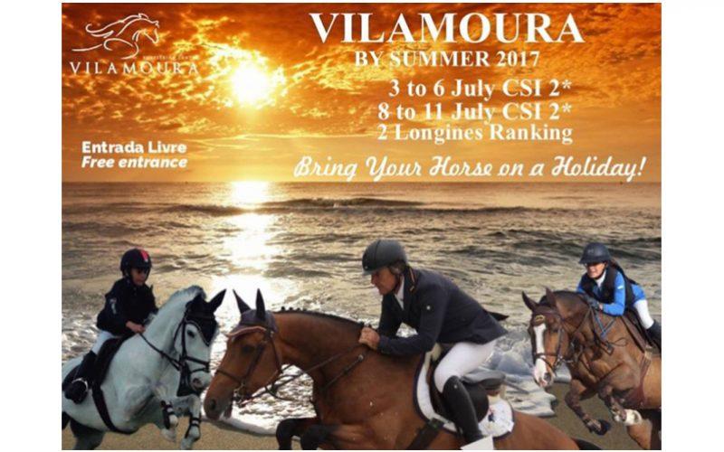 Contagem decrescente para o Vilamoura by Summer 2017