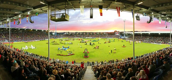 The CHIO Aachen 2017 is going to write history!