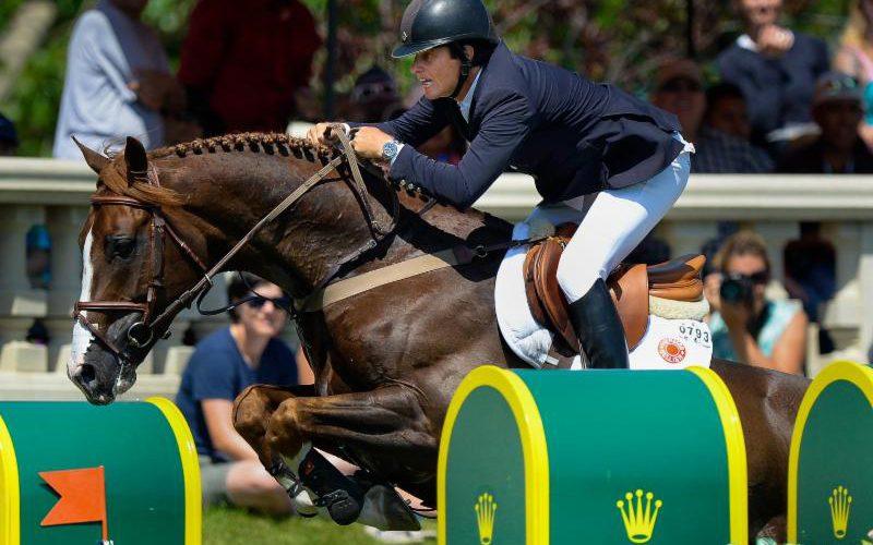 Brasileiro Pedro Veniss ganha o Grande Prémio Pan American patrocinado pela Rolex