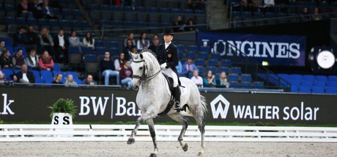 CDI4* Aachen: 3 Cavalos Lusitanos inscritos