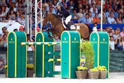 Knokke Hippique 2017: Belgian Gudrun Patteet powers to win € 300.000 Rolex Grand Prix