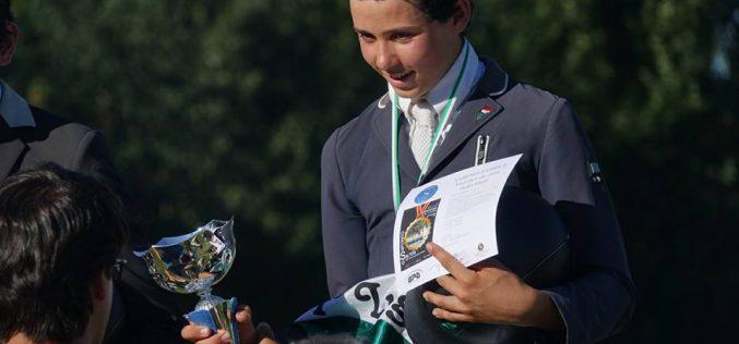 CSI1* Coimbra: Felipe Ramos Guinato ganha o Grande Prémio Cidade de Coimbra 2017 – Jorge Escudeiro conquista Taça da Juventude