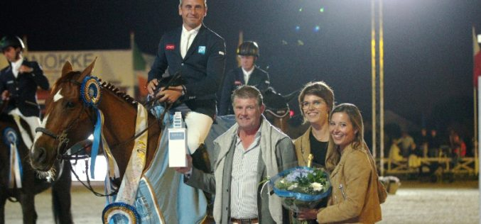 Julien Epaillard races to the victory in CSI3* Top League Grand Prix presented by BMW