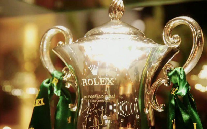 Rolex Grand Slam: Novo Bónus!