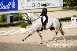 CDI4* Aachen: Helen Langehanenberg vence o Grande Prémio; Maria Caetano Couceiro em 9º lugar