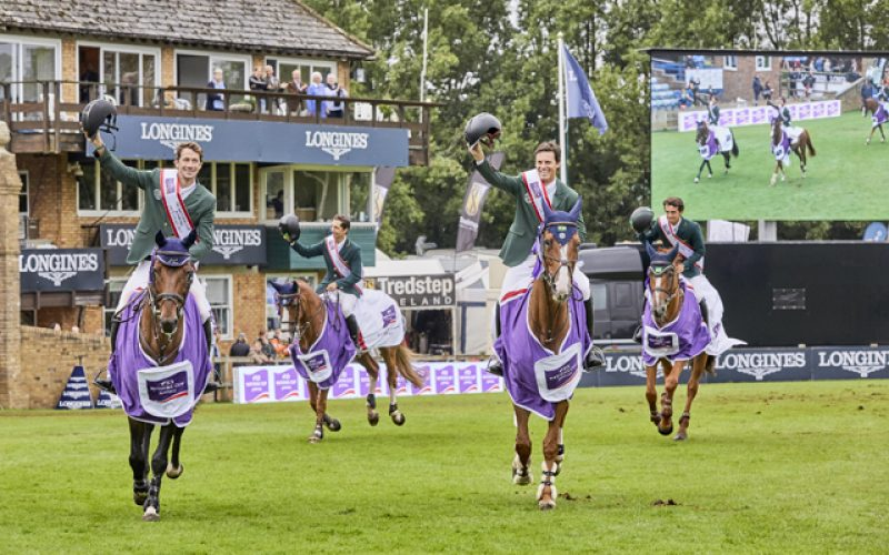 Brilliant Brazilians post historic victory at Hickstead