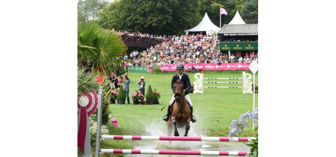 CSI 5* Derby Tropicana: Belgian Wilm Vermeir clinches victory in Dinard (VIDEO)