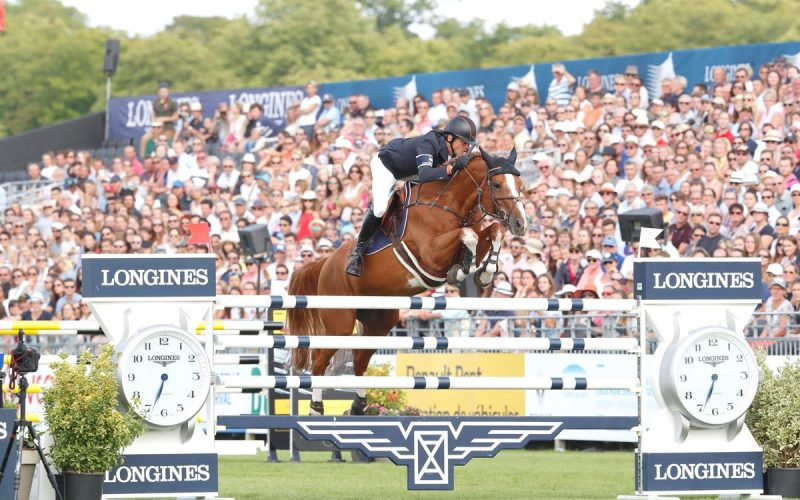 Harrie and Emerald Sparkle In Spectacular Double Victory