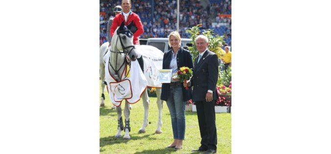 """The """"Master of Faster"""" wins the Prize of the North Rhine-Westphalia"""