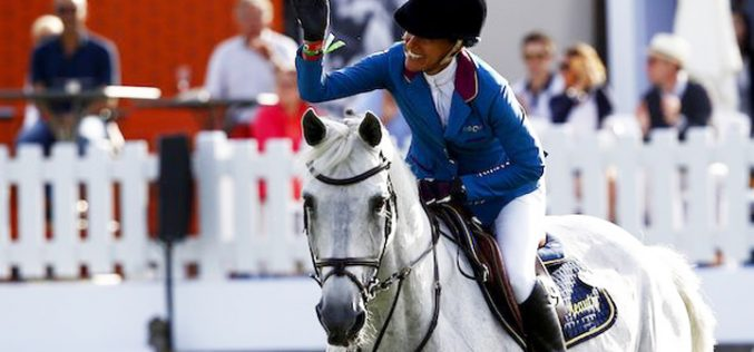 CSI5* Chantilly: Luciana Diniz quinta no Grande Prémio Longines Global Champions Tour (VÍDEO)