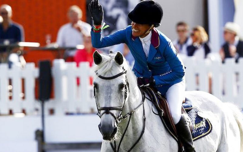 CSI5* Chantilly: Luciana Diniz quinta no Grande Prémio Longines Global Champions Tour (VÍDEO)