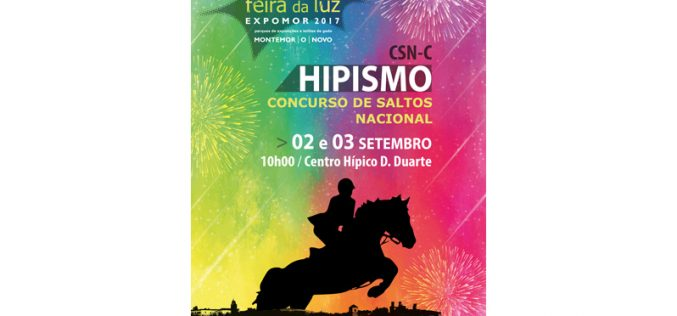 Inscrições abertas para o «CSN – C» no Centro Hípico D. Duarte – Montemor-o-Novo
