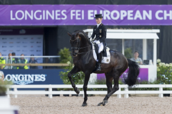 Longines FEI European Championships: Germany takes the early lead in Dressage