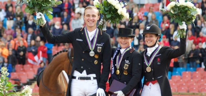 Longines FEI European Championships: It's double-gold for Werth and Weihegold as they win the Dressage Grand Prix Special