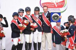 Campeonato da Europa de CCE 2017: Grã Bretanha arrebata Ouro por equipas: Ingrid Klimke conquista Ouro individual (VÍDEO)