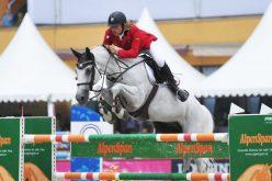 4 Cavaleiros Portugueses vão disputar o Campeonato da Europa de Saltos Longines em Gotemburgo