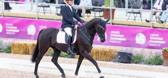 Gold rush for GB and Dutch as Para Dressage starts with a flourish