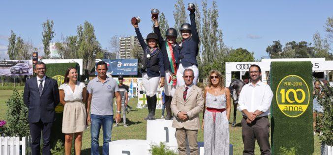 Campeões Nacionais da Juventude sobem ao pódio em Lisboa