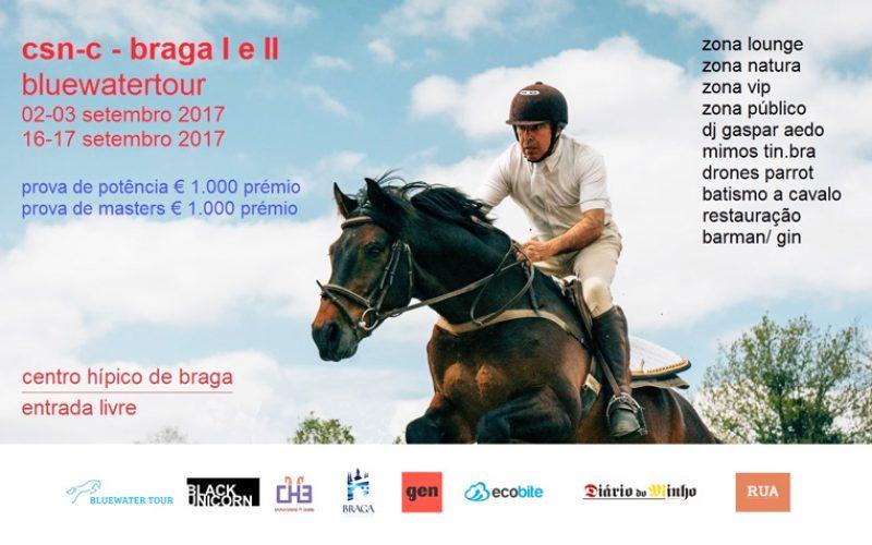 Centro Hípico de Braga recebe Concurso Nacional de Saltos