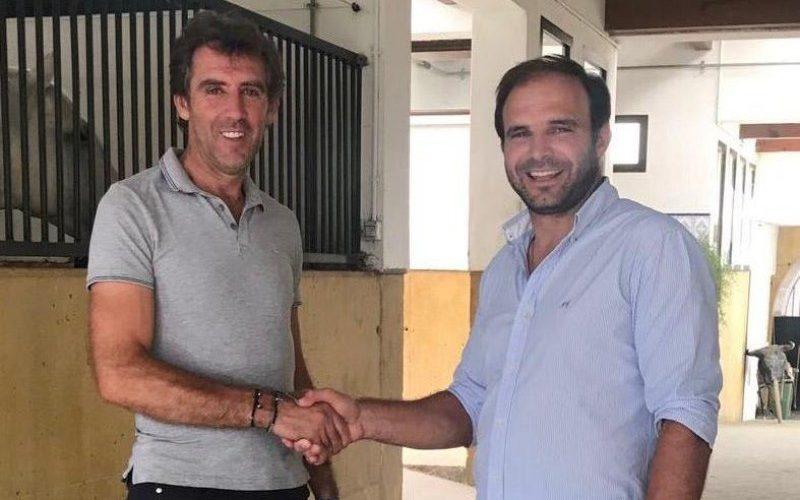 Pablo Hermoso de Mendoza reforça quadra com cavalos de Gilberto Filipe