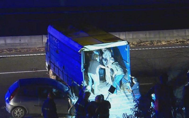 Colisão na A1, em Aveiras, causa um morto e dois feridos ligeiros