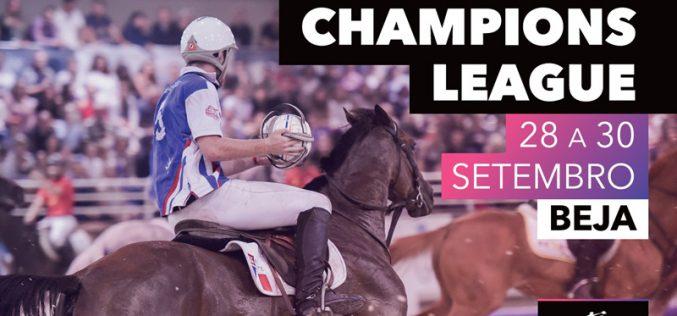 Champions League 2017 de HorseBall disputa-se em Beja
