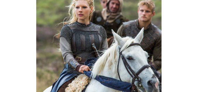 Guerreiro Viking sepultado com dois cavalos, afinal era uma mulher…