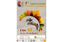 CEIA Alfeizerão: Inscrições abertas para o 1º Torneio Equestre de Outono