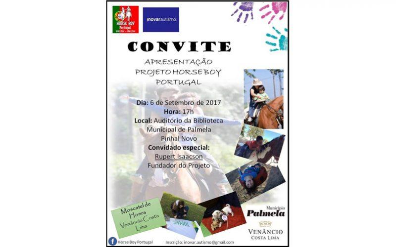 Conferência sobre os benefícios terapêuticos dos cavalos – Método Horse Boy (VÍDEO)